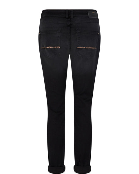 Naomi Mercury Jeans Long / 801 Black