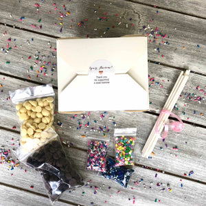Kids DIY Cake Pop Kits