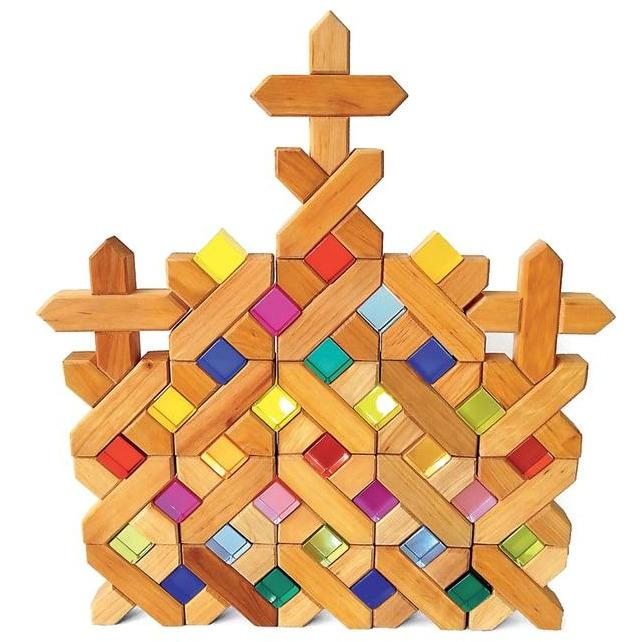 Bauspiel X Bricks 48pcs