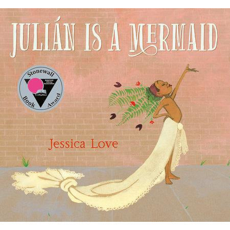 Julián Is a Mermaid Happy Monkey Baby & Kids