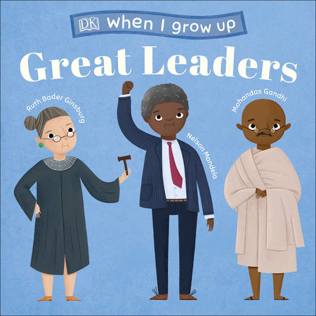When I Grow Up…Great Leaders Happy Monkey Baby & Kids