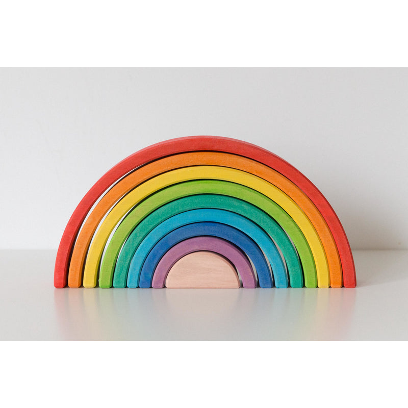 Rainbow Stacker - Medium