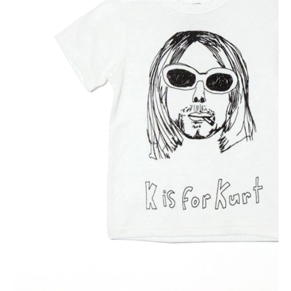 K is for Kurt Tee