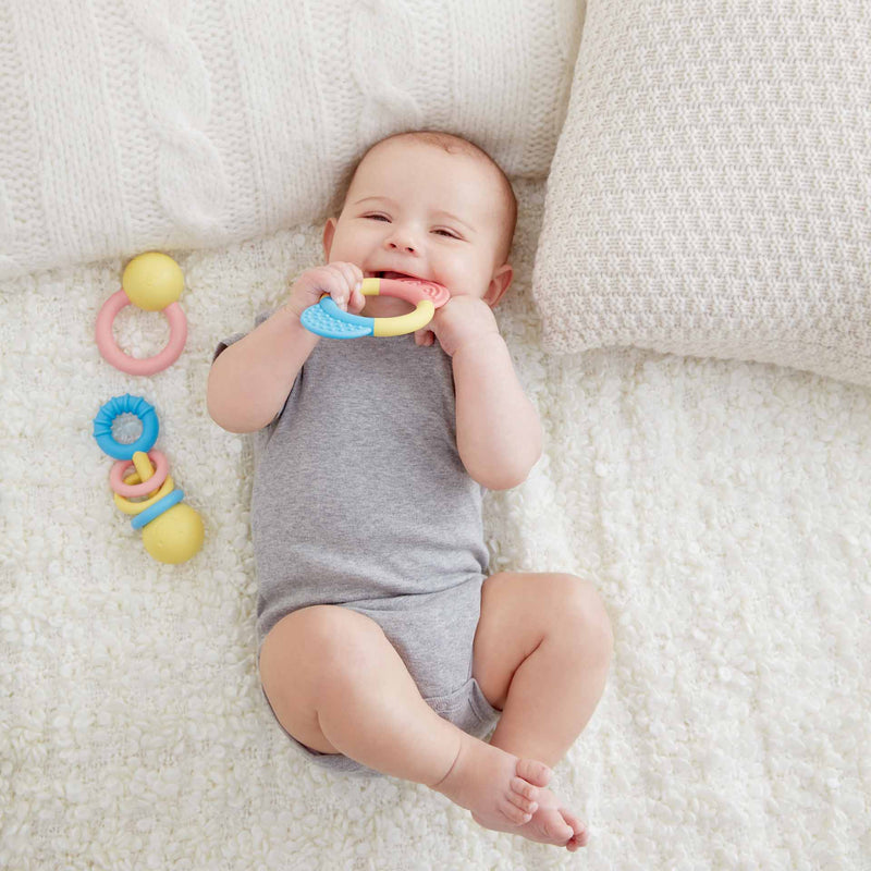 Hape - Rattle and Teether Collection