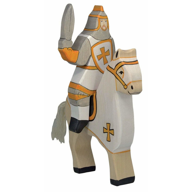 Tournament Knight, White (without horse)