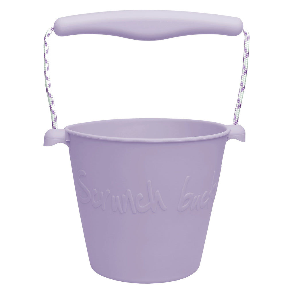 Scrunch Bucket Light Purple Happy Monkey Baby & Kids