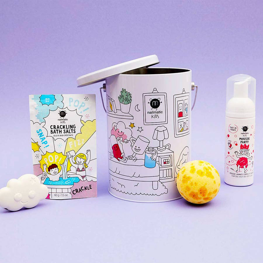Nailmatic Bath Box Happy Monkey Baby & Kids