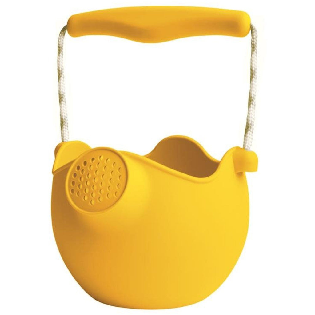 Scrunch Watering Can Mustard Happy Monkey Baby & Kids