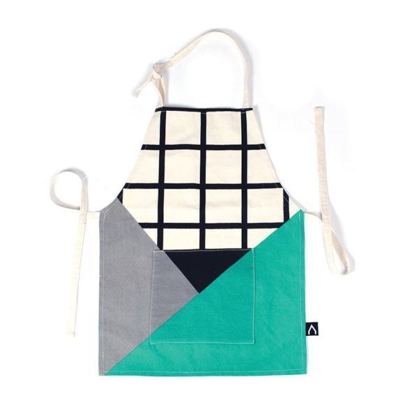 Ratatoulle Playing Apron - Green