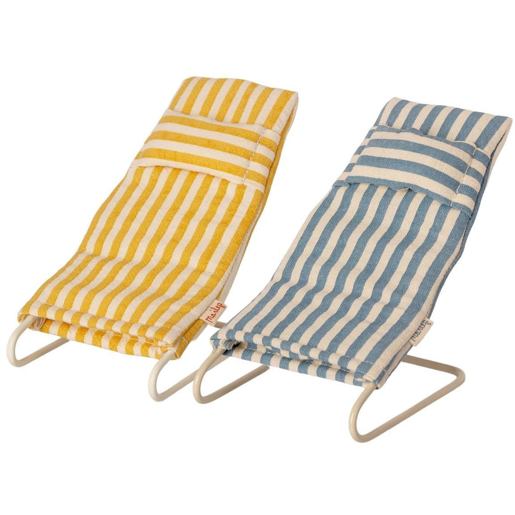 Maileg Beach Chair Set Happy Monkey Baby & Kids