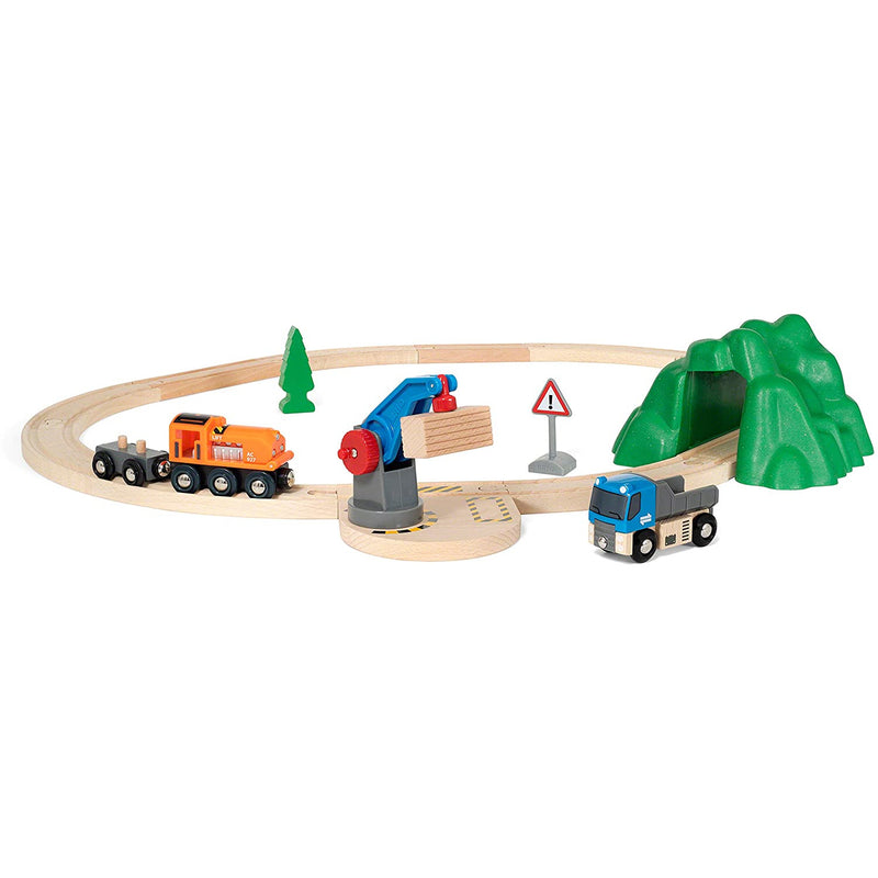 Starter Lift & Load Train Set