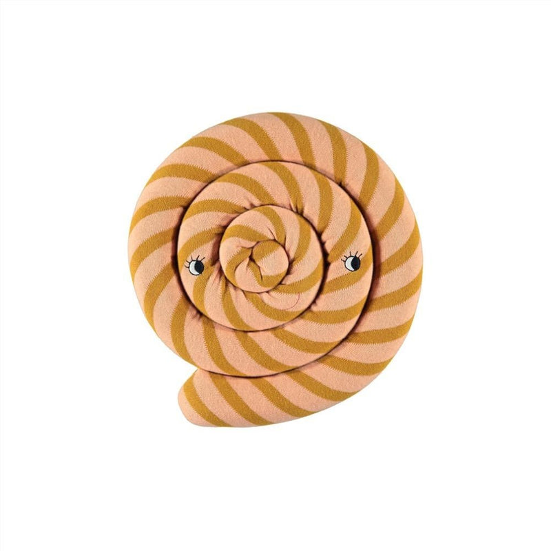 Lollipop Cushion in Caramel
