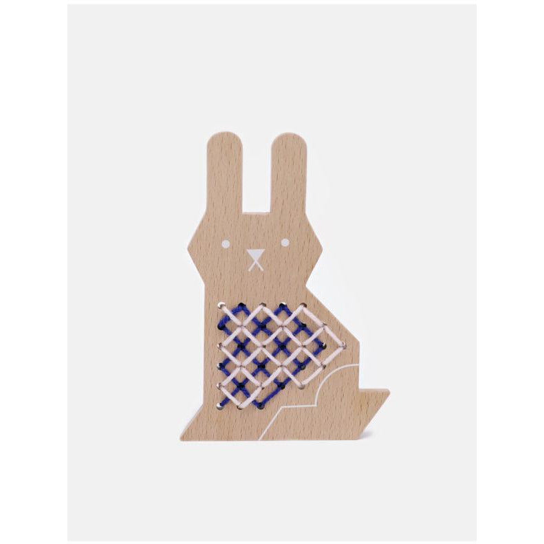 Cross Stitch Friends - Rabbit