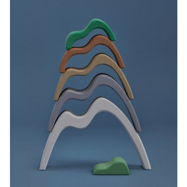 Mountains Small Arch Stacker