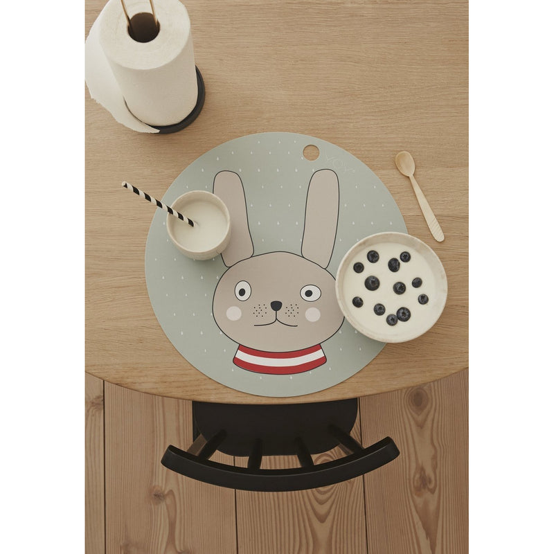 Kids Rabbit Placemat