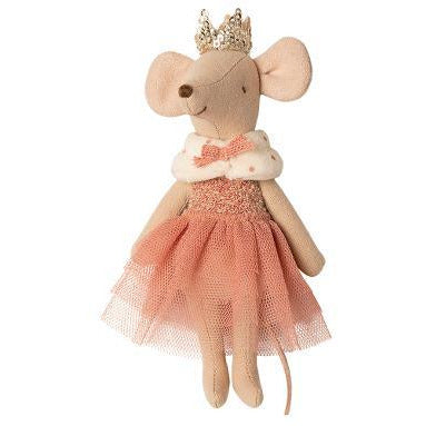 Maileg Princess Mouse, Big Sister Happy Monkey Baby & Kids