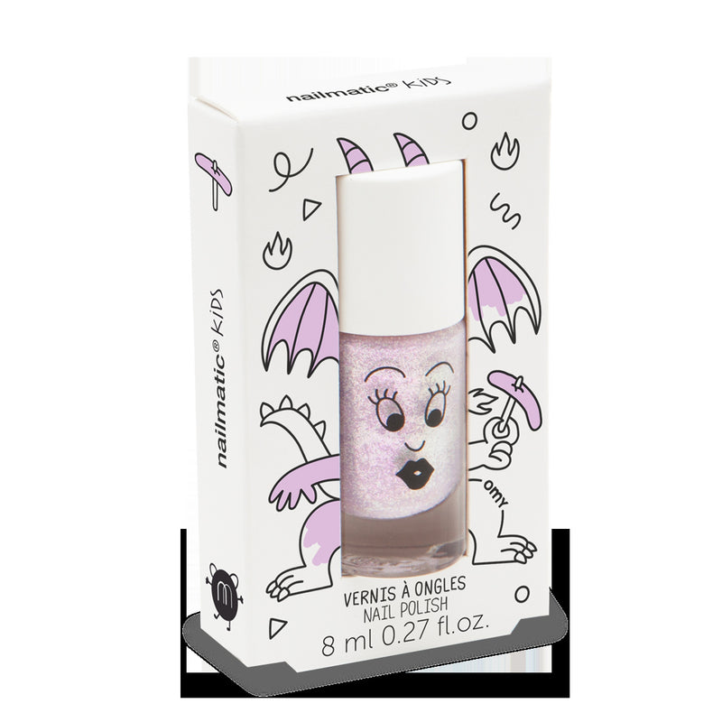 Water-based nail polish for kids Elliot - Purple