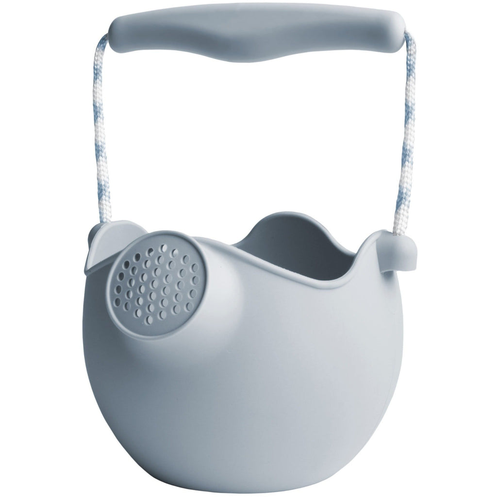 Scrunch Watering Can Grey Blue Happy Monkey Baby & Kids