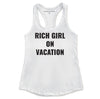 RICH GIRL ON VACATION