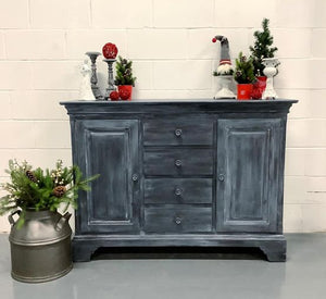 Weathered Wood Buffet