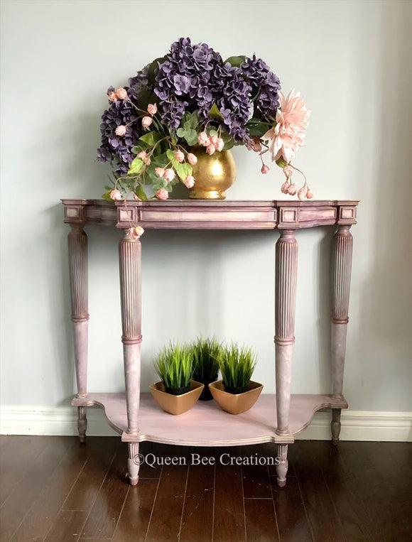 Cherry Picked Hall Console Table