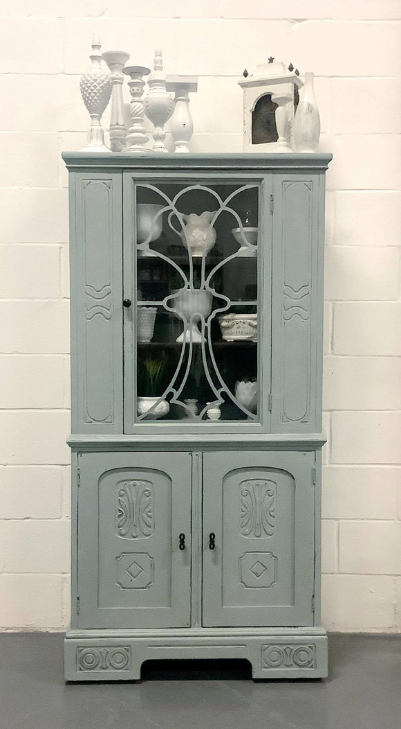 Duck Egg blue Cabinet