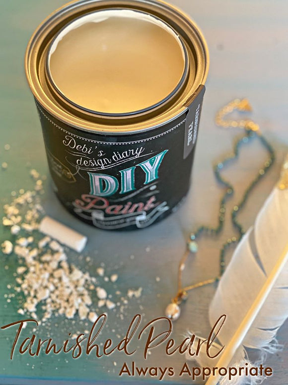 Tarnished Pearl - DIY Paint