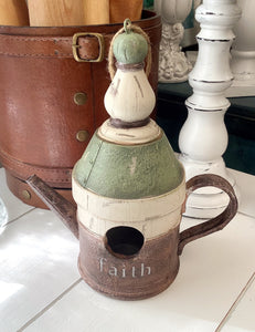 Faith Birdhouse