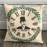 Hand made Holiday Pillows - Lrg