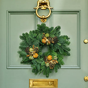 Hand-made Premium Luxury Christmas Wreath