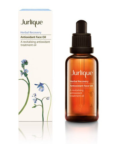 Herbal Recovery Antioxidant Face Oil
