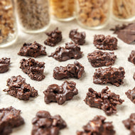 Chocolate Health Bites- Fiber