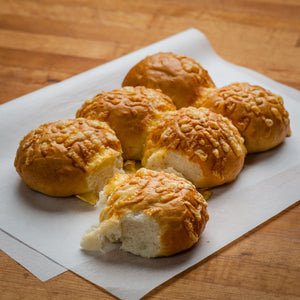Swiss Cheese Buns 6-Pack