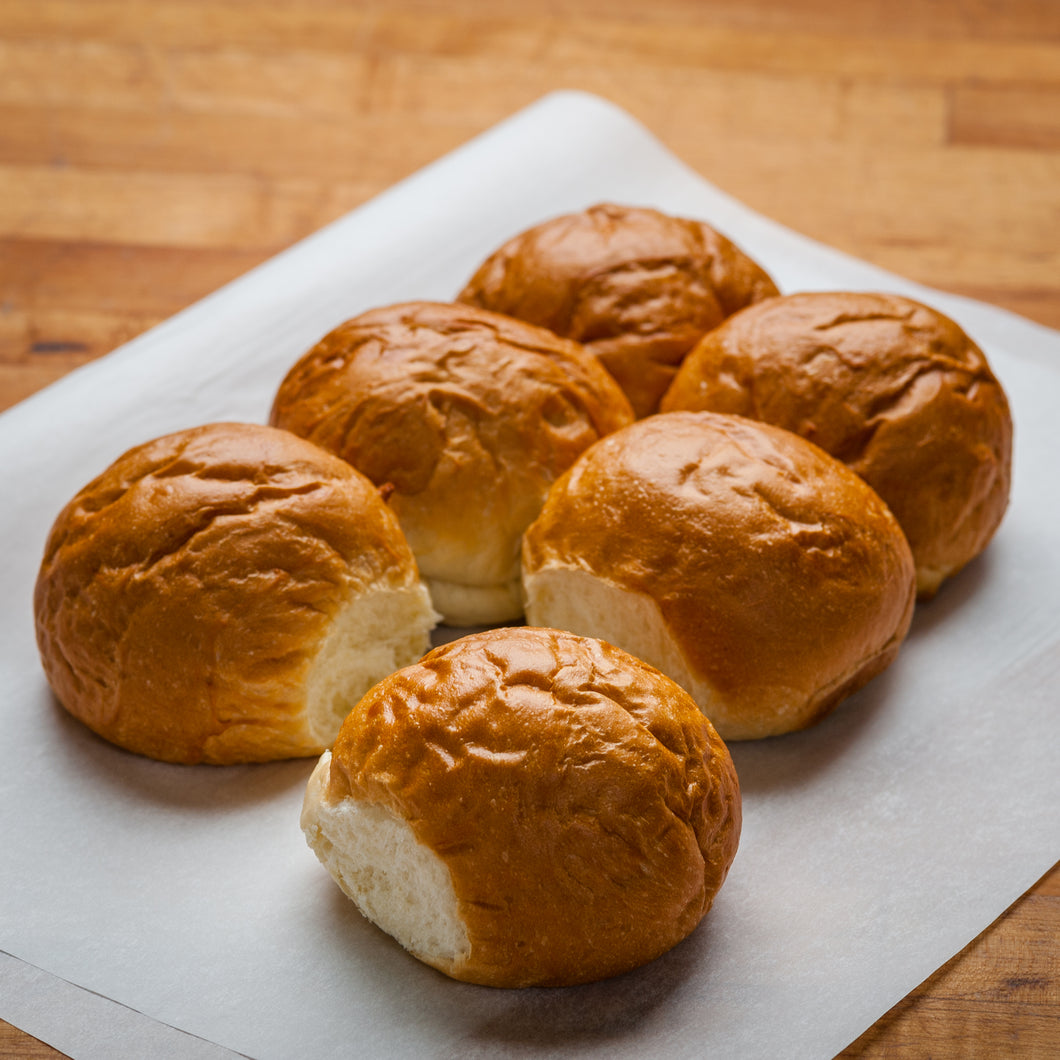 Hamburger Buns 6-Pack