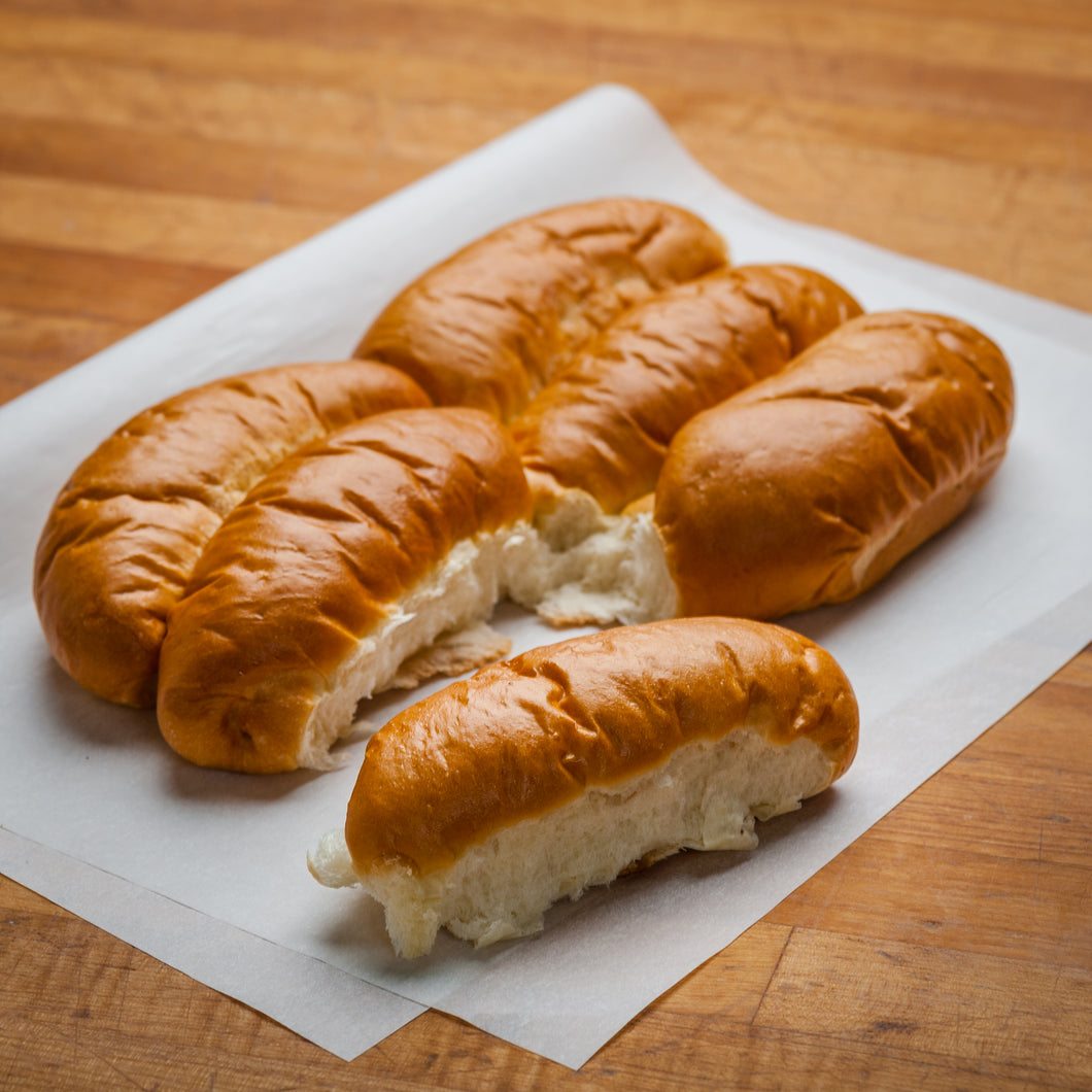 Hot Dog Buns 6-Pack