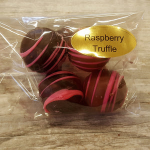 Chocolate Therapy- Raspberry Truffle