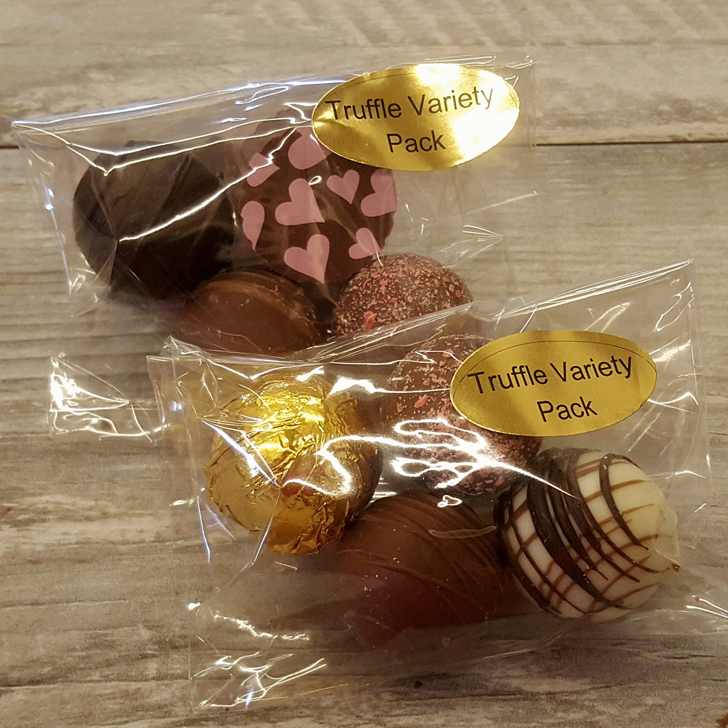 Chocolate Therapy- Truffle Variety Pack