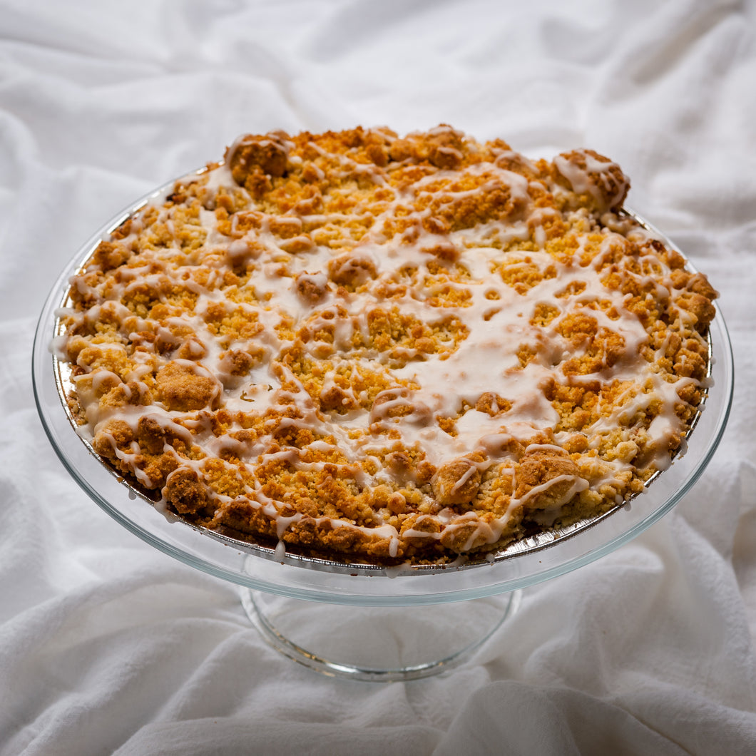 Cinnamon-Apple Streusel