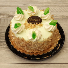 Load image into Gallery viewer, Coconut Key Lime Cheesecake