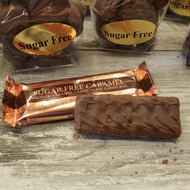 SUGAR-FREE Caramel Bar