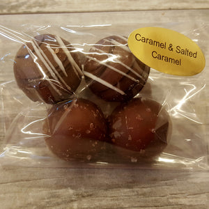 Chocolate Therapy- Caramel Truffle