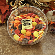 Fall Chocolate Wafers