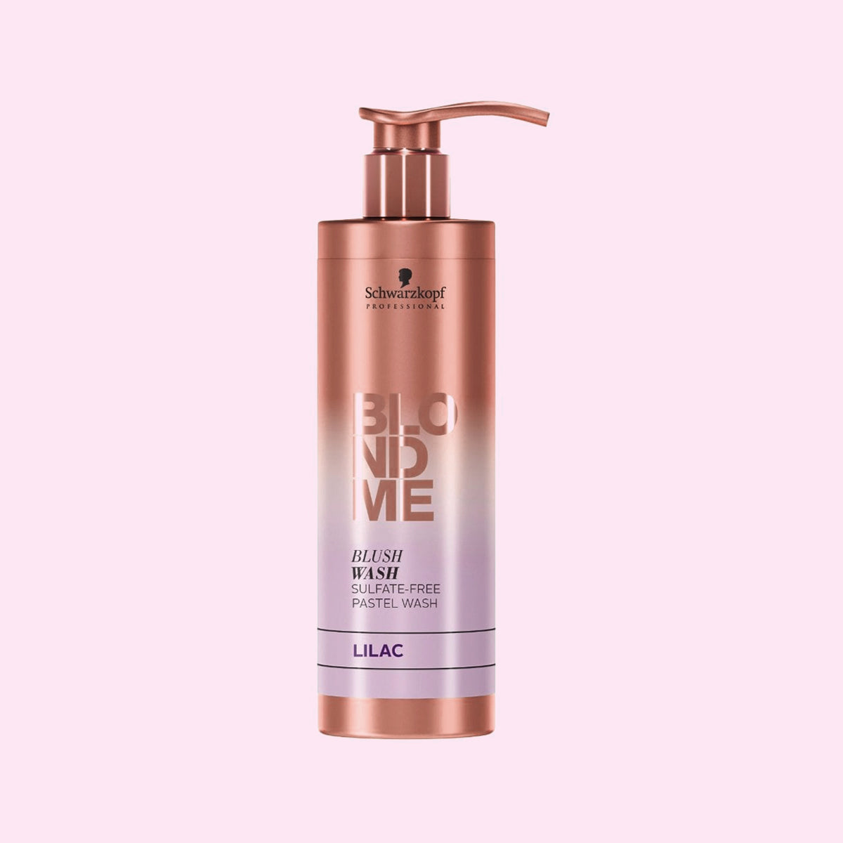 BLONDME Lilac Wash 250ml