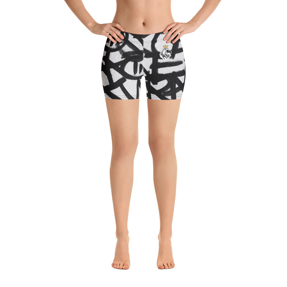 QueendomFit Shorts
