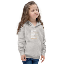 Load image into Gallery viewer, Kids Hoodie Dream Big