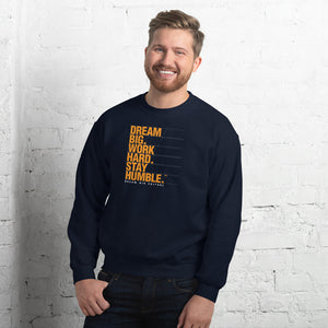 Men's Sweatshirt Stay Humble