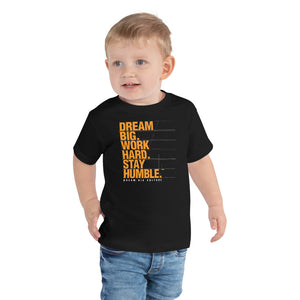 Toddler T-shirt Stay Humble