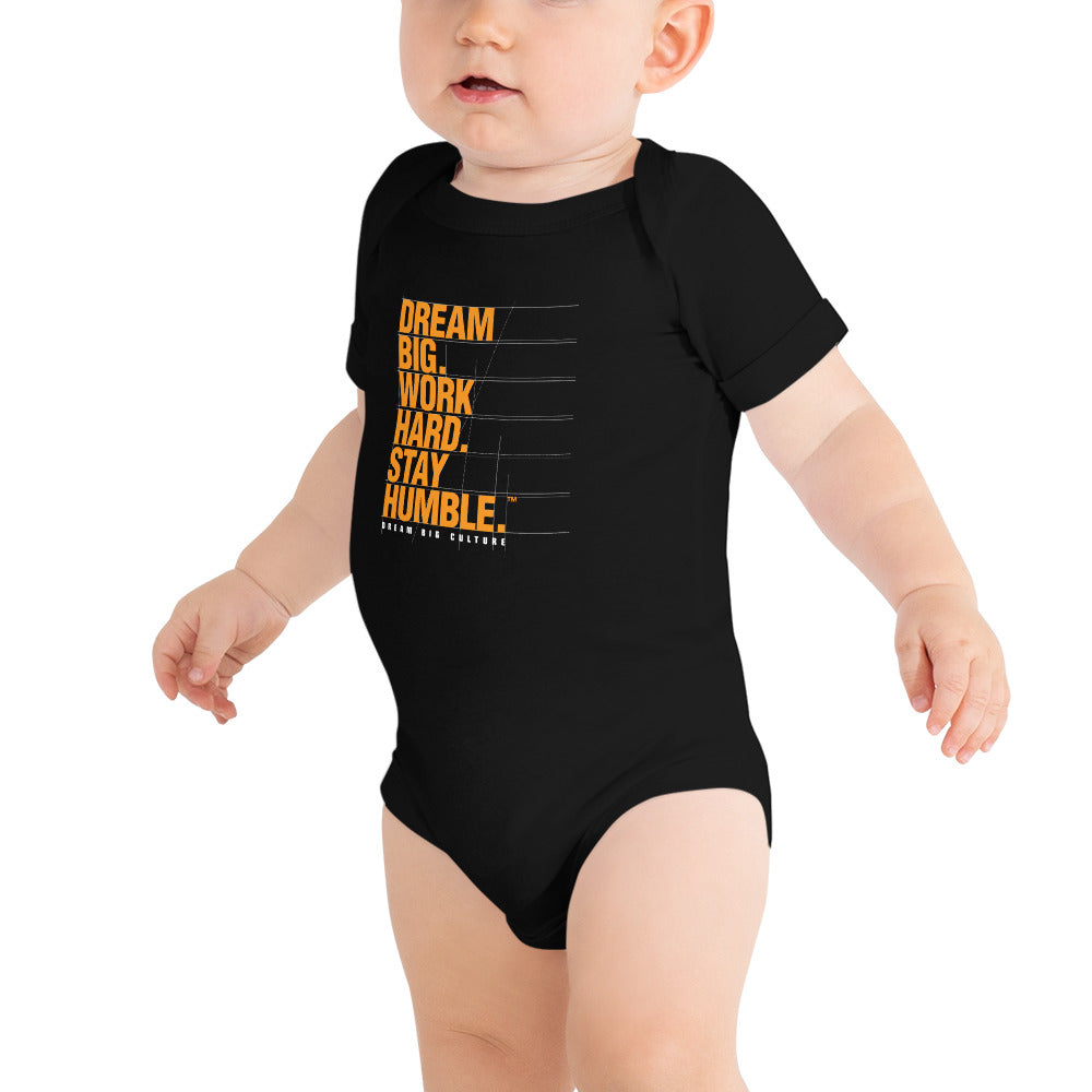 Infant Bodysuit Stay Humble