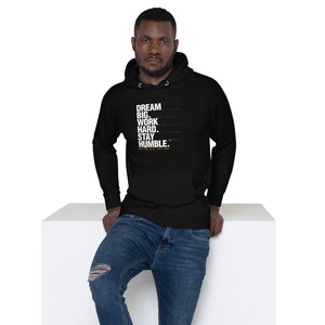 Men's Hoodie Dream Big