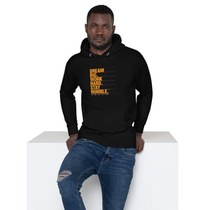 Men's Hoodie Stay Humble